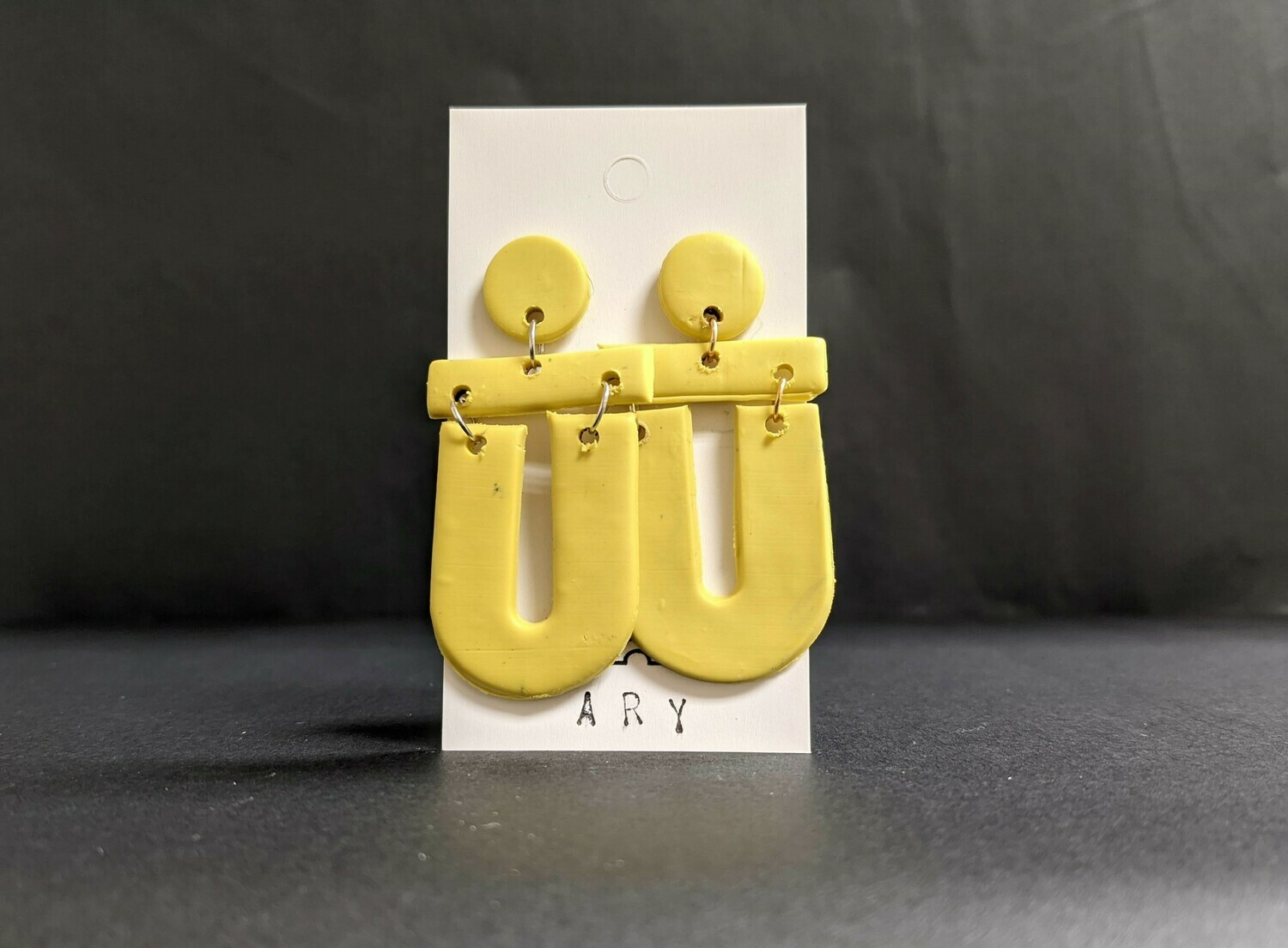 Golden Sway Earrings