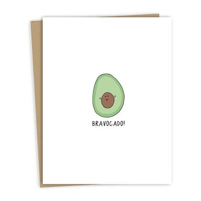 Bravocado Card