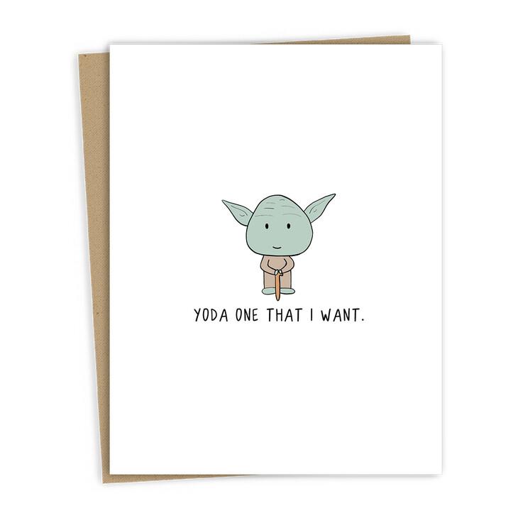 Yoda One Card