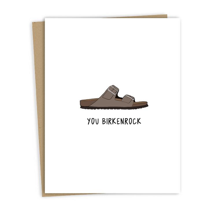 Birkenrock Card