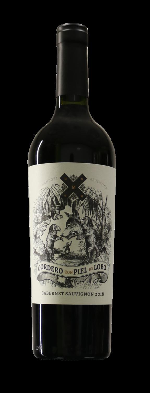 Cordero con Piel de Lobo Cabernet Sauvignon 750 ml