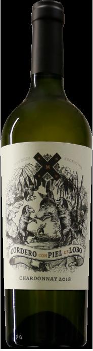 Cordero Con Piel de Lobo Chardonnay 750 ml