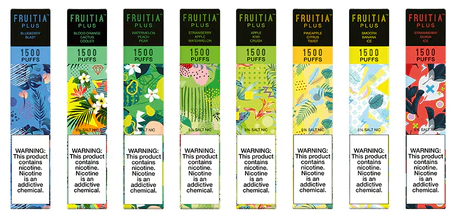 Fruitia Plus
