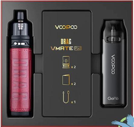 VooPoo Drag S & Pod Kit
