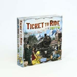 Ticket To Ride  U.S.A./ Europe