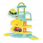 Fisher Price Parking lot