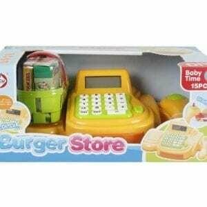 Childrens digital cashier