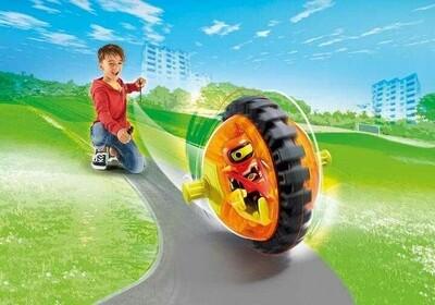 Playmobil Spinner
