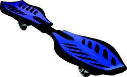 Roller Surfer