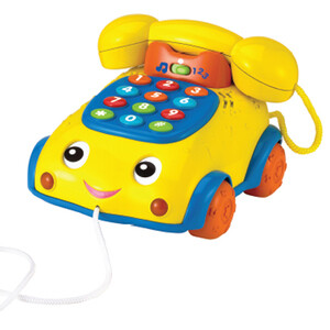 טלפון נגרר מנגן