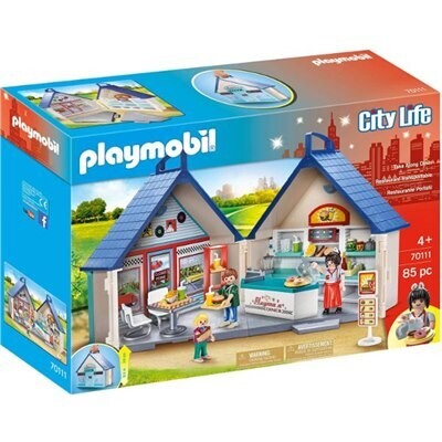 Playmobil 70111 Carrier carrying case