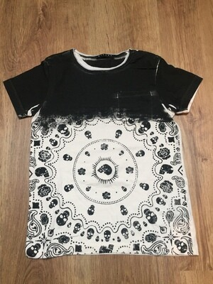 T-shirt SISLEY 7/8 ans