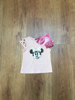 T-shirt LIU JO/disney taille 3/6 mois neuf