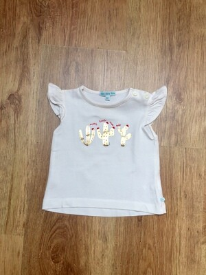T-shirt BLA BLA BLA taille 62 cm
