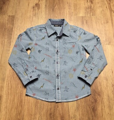 Chemise MEXX taille 6/7 ans