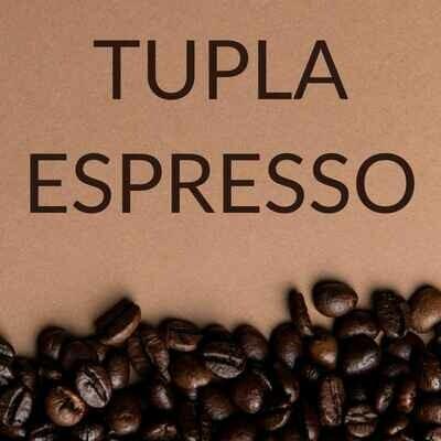 Espresso, tuplana
