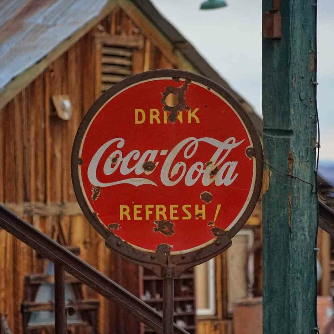 Coca cola, tölkki