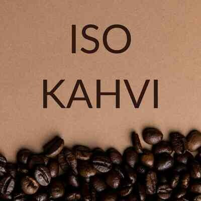 Kahvi, iso