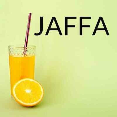 Jaffa appelsiinilimonadi