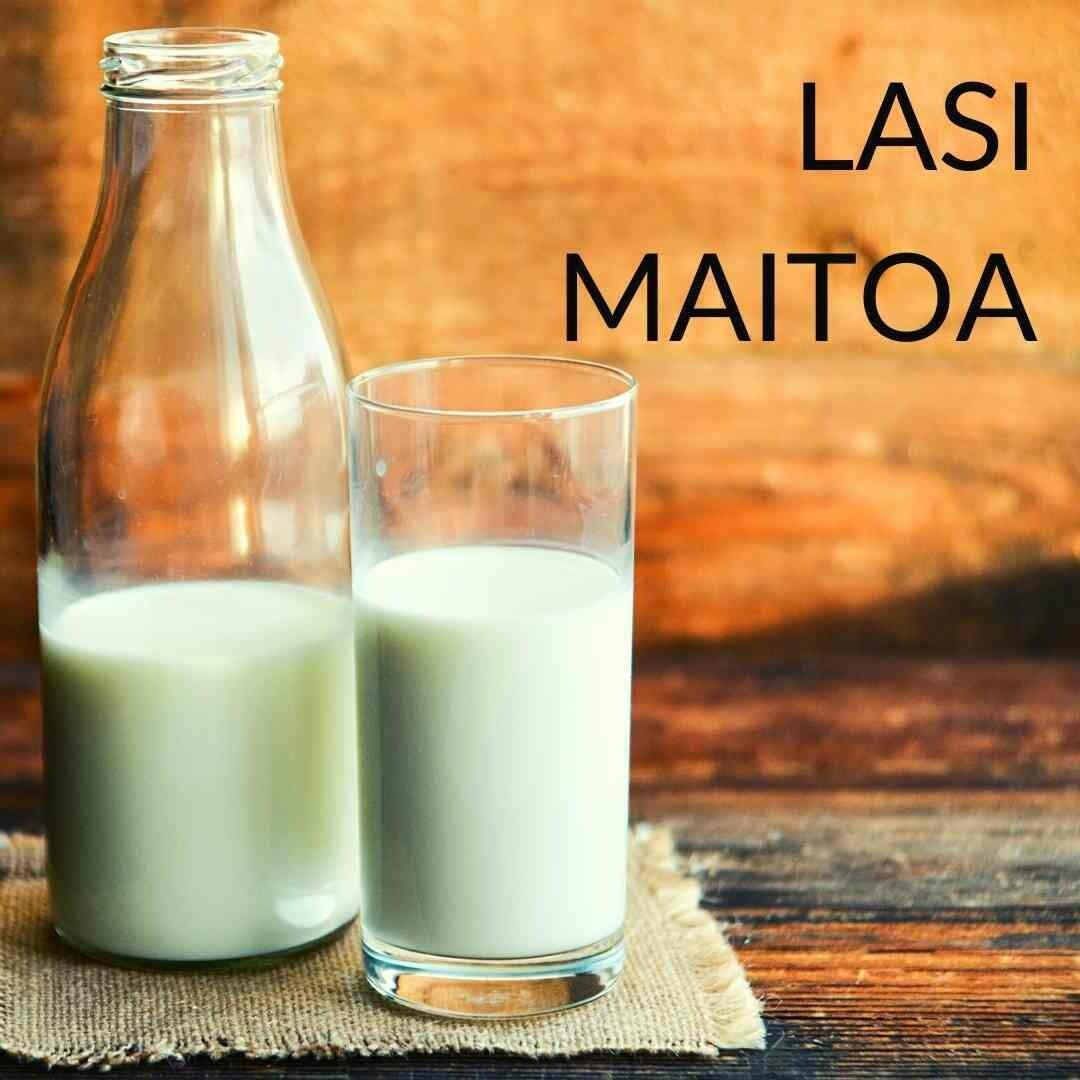 Lasi maitoa