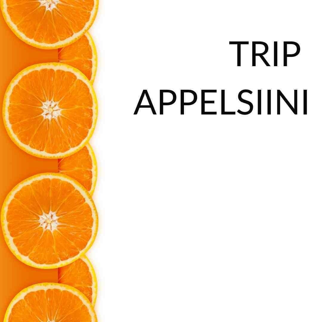 Trip mehu, Appelsiini
