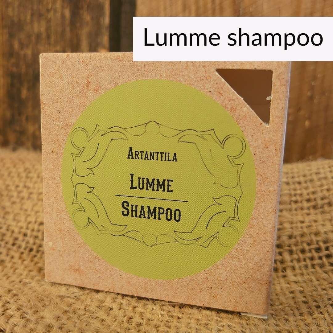 Lumme shampoo -kotimainen käsin valmistettu