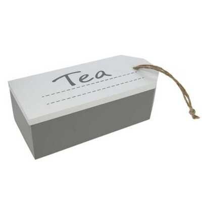 """Puurasia """"Tea"""" harmaavalkoinen"""