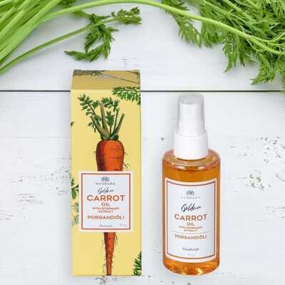 Porkkanaöljy rosmariiniuutteella 75 ml