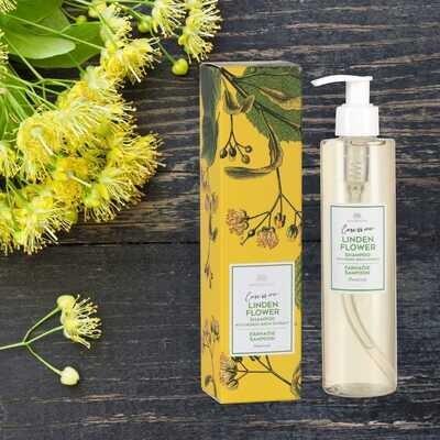 Lehmuksenkukkaa sisältävä shampoo koivu-uutteella 250 ml
