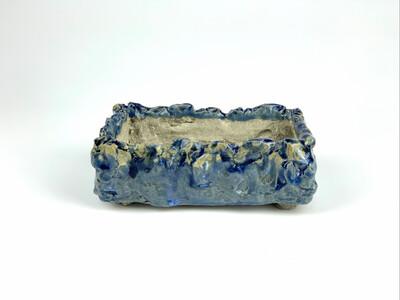 Bonsai Pot - Blue