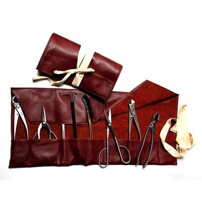 Bonsai Roll Up Bag - 9 Tools