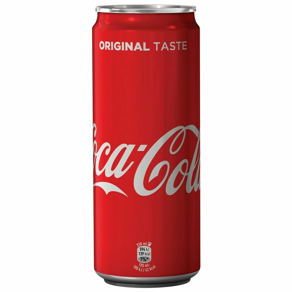 Coca Cola - Lattina