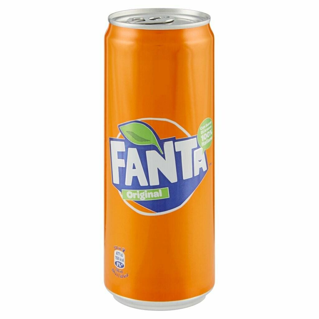 Fanta - Lattina