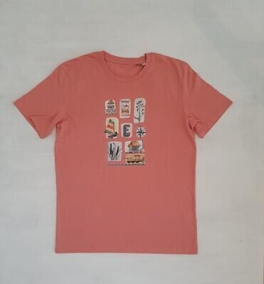 T-shirt-Earnewald-02 rose