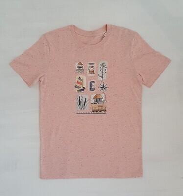 T-shirt-Earnewald-05 melange
