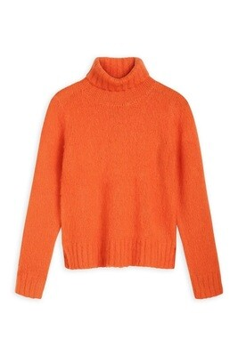 Kyra skyler-w21 warm orange