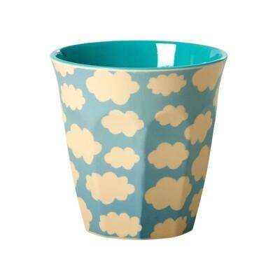 Rice Melamine cup Cloud