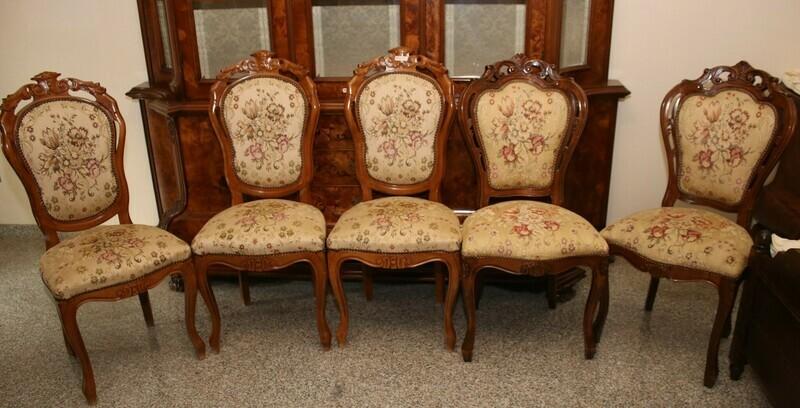 Set 6 sedie