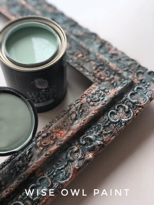 Chalk Synthesis Paint - Green with Envy Collection