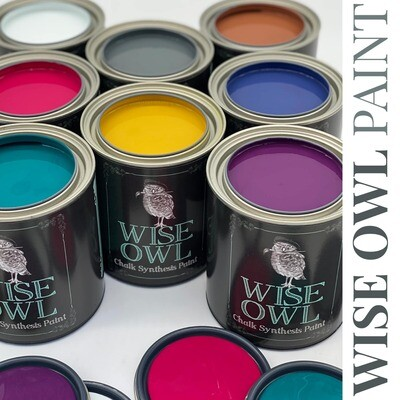 New! Fall Color Release - Chalk Synthesis Paint