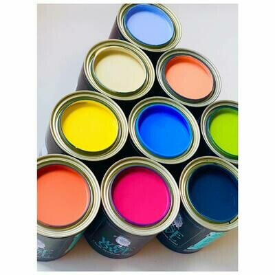 Chalk Synthesis Paint Pop of Color Collection