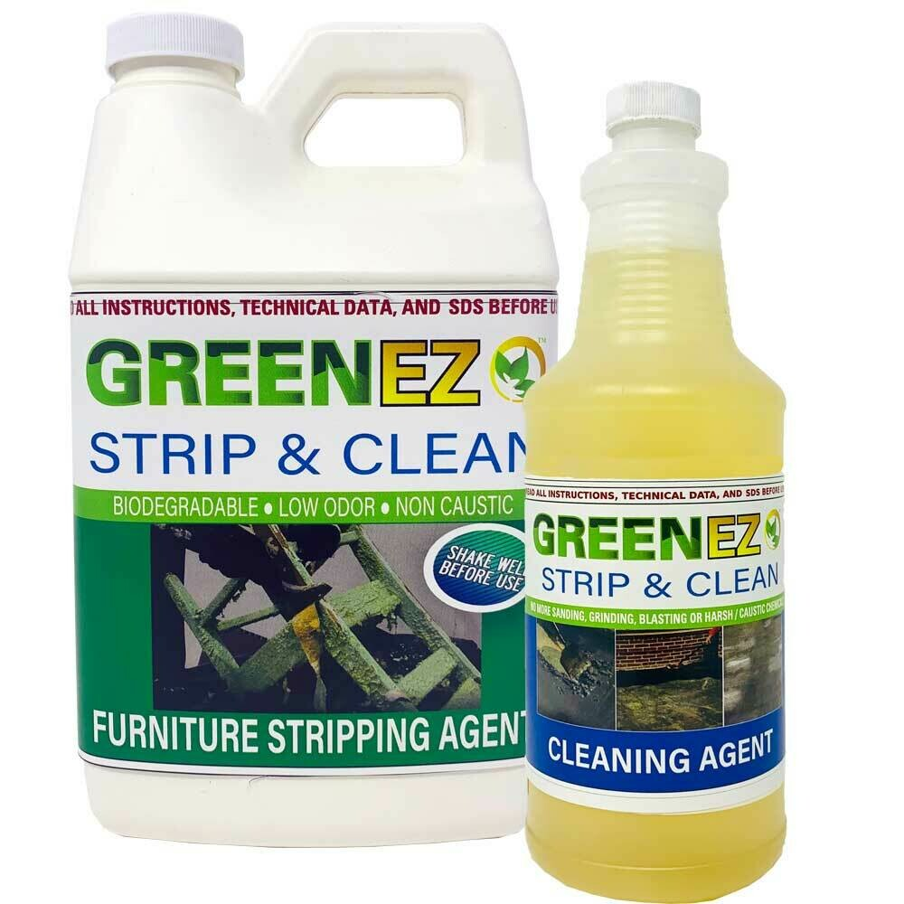 Furniture Stripper and Finishing Cleaner