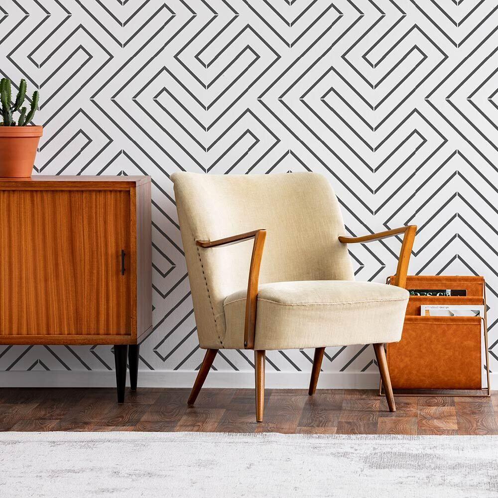 Linear Tile Stencil Large