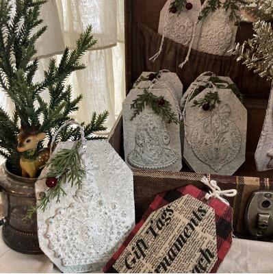Holiday Ornaments/Gift Tags November 11th 6-8 PM