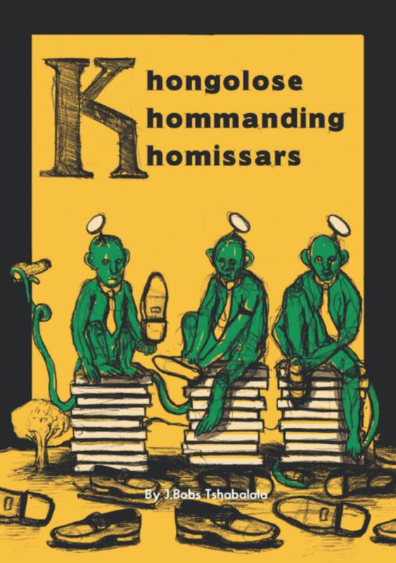 Khongolose Khommanding Khommissars : Publication