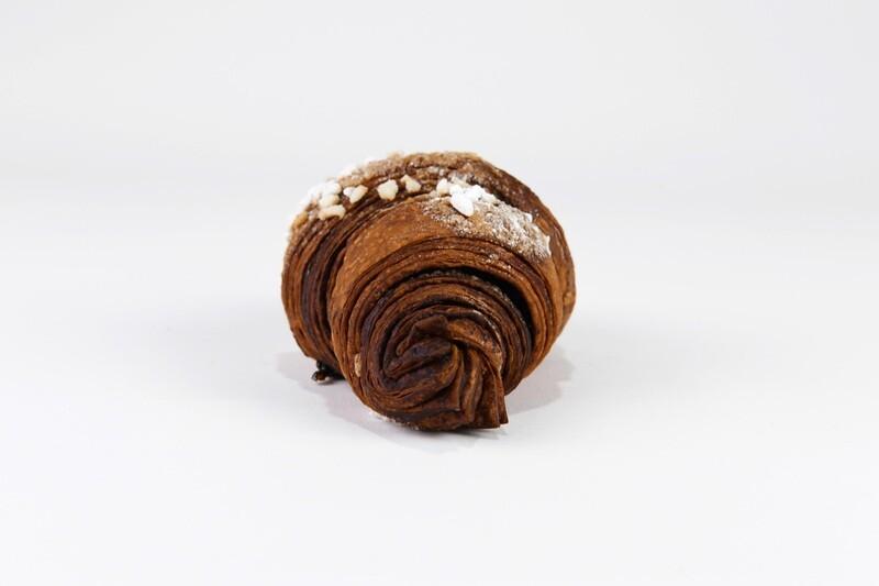 Croissant al cacao