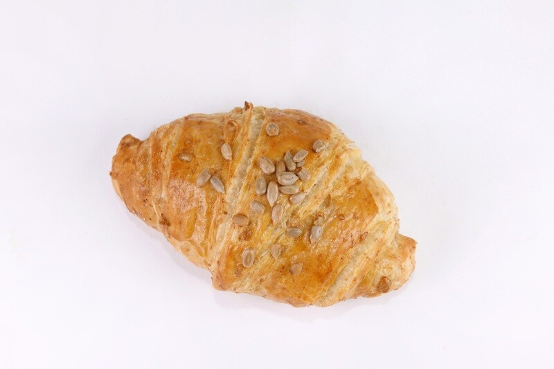 Croissant integrale senza zucchero