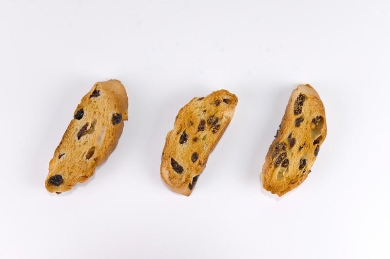 Biscotti del Lagaccio all'uvetta