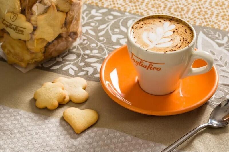 Cappuccino decaffeinato