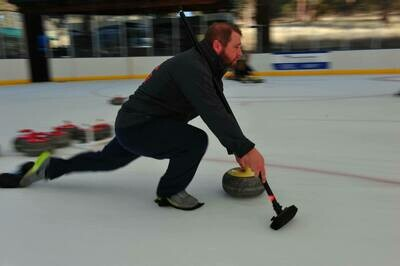 Dec 6 Free Intro to Curling